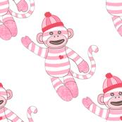 baby pink monkey