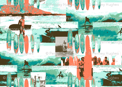 Surfing Old School