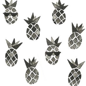 Geo Cool Pineapple