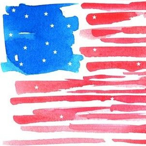 fourth of july flag