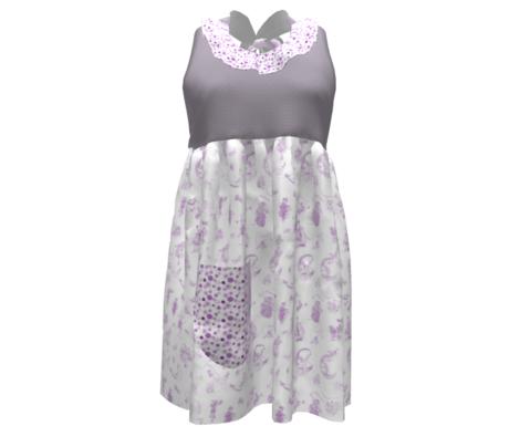 Pale Lavender-Pink Soft Texture