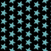 Aqua Dotty star