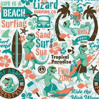 Lizard Surfing Co