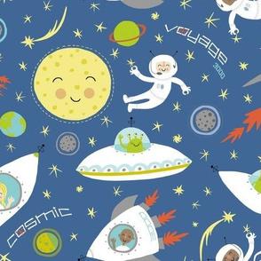 Cosmic Voyage 3000