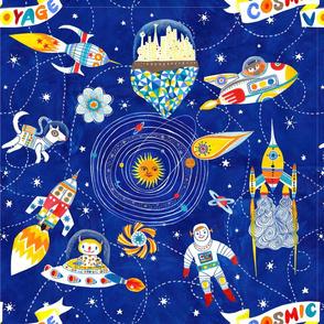 cosmic voyage