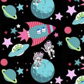 Cosmic Cats