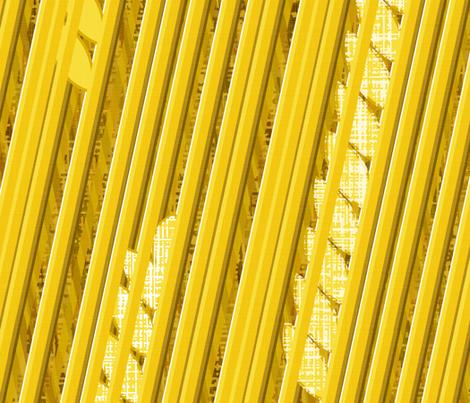 Fields of Gold fabric by spellstone on Spoonflower - custom fabric