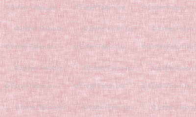 Max's Mountains coordinate (pink linen)