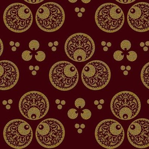 16th century Cintamani