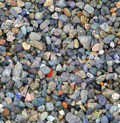 beach stones- biggest size