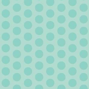 Color dots-mint2