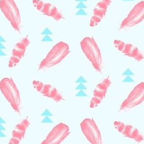 Feather Triangle