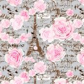 Paris Chic, Rose Garland