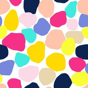 Color Blobs // Summer Party