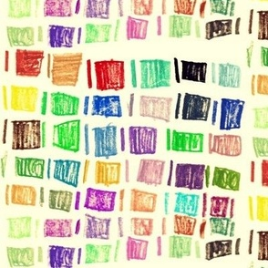 Carmen's Sketchy Squares