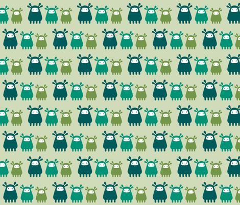 Brebei fabric by zabrattastudio on Spoonflower - custom fabric