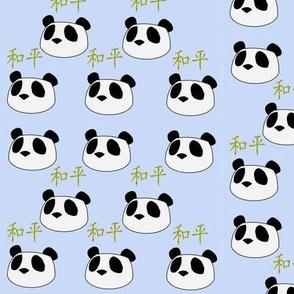 Pandas and Peace