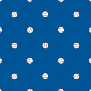 Baseballs - Dodger blue - Tighter.