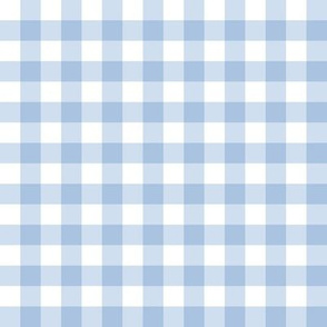 Stockholm Gingham Blueberry
