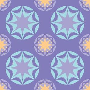 Art-Deco-Star-Blue
