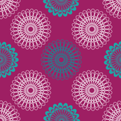 Flower-Fuschia