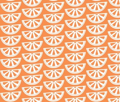 amandarin fabric by lisajaynemurray on Spoonflower - custom fabric