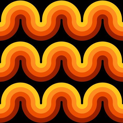 supergraphic fabric by astrobear on Spoonflower - custom fabric
