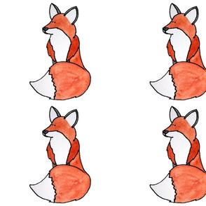 SittingFox
