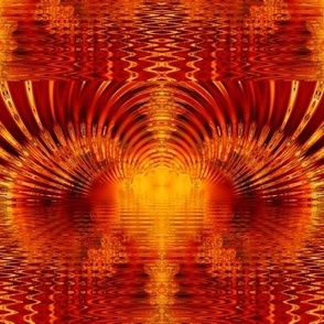 Abstract_Golden_Red_Tunnel_of_Light__test_lake_and_star_4_-9900x7400-small