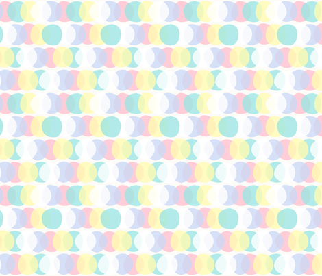 Colour Circles fabric by lydia_meiying on Spoonflower - custom fabric