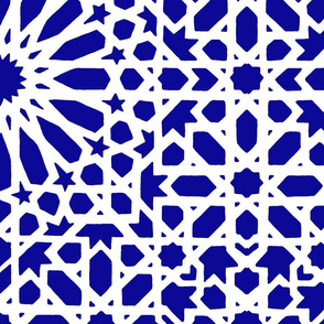 Marrakesch blue & white-ch-ed