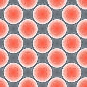 Japanese style dots