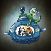 Animal Submarine Swatch