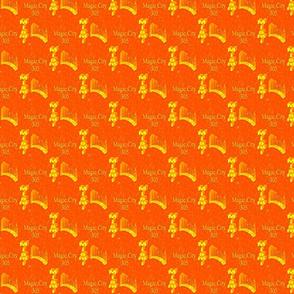 Miami Design 1a Orange