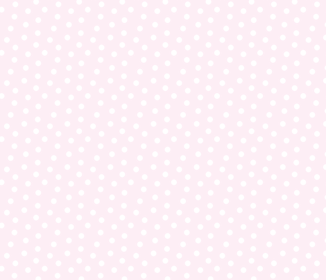 Mini Dot Blush fabric by littlerhodydesign on Spoonflower - custom fabric