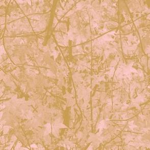 The Wild Wood ~  Dauphine and Gilt