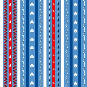 Beaver Island Stripes