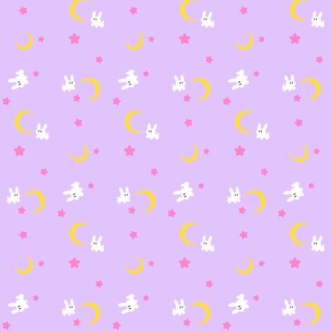 Sailor Moon Bed Spread Small Version Wallpaper