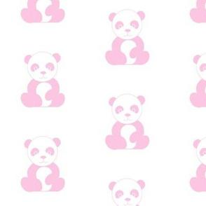 Pink Pandas