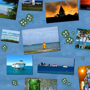 Postcards From Beaver Island