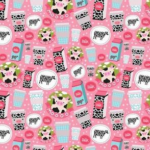 moooo milk pattern