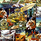 Futurism of the 40's and 50's