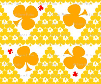 Orange Clover