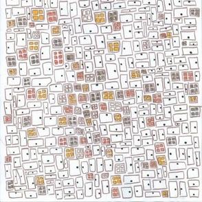 doodle_009 Doors and Windows