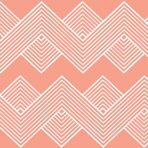 Modern Uniformity - Fancy Peachy Pink