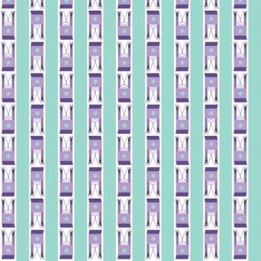 DMSF Teal stripe