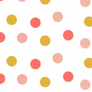 Carnival in Summer Brights Scatter Dots