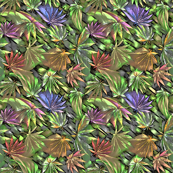 Zippy Indica Leaves (R)