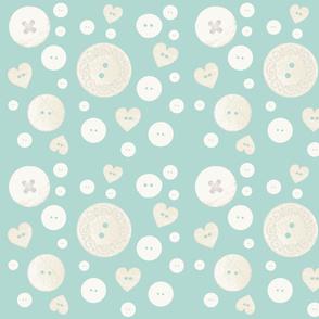 Buttons Galore-mint