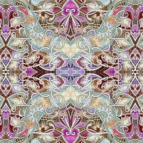Twisted Paisley Tentacles